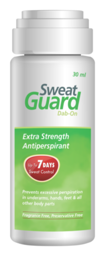 Sweat Guard Antiperspirant