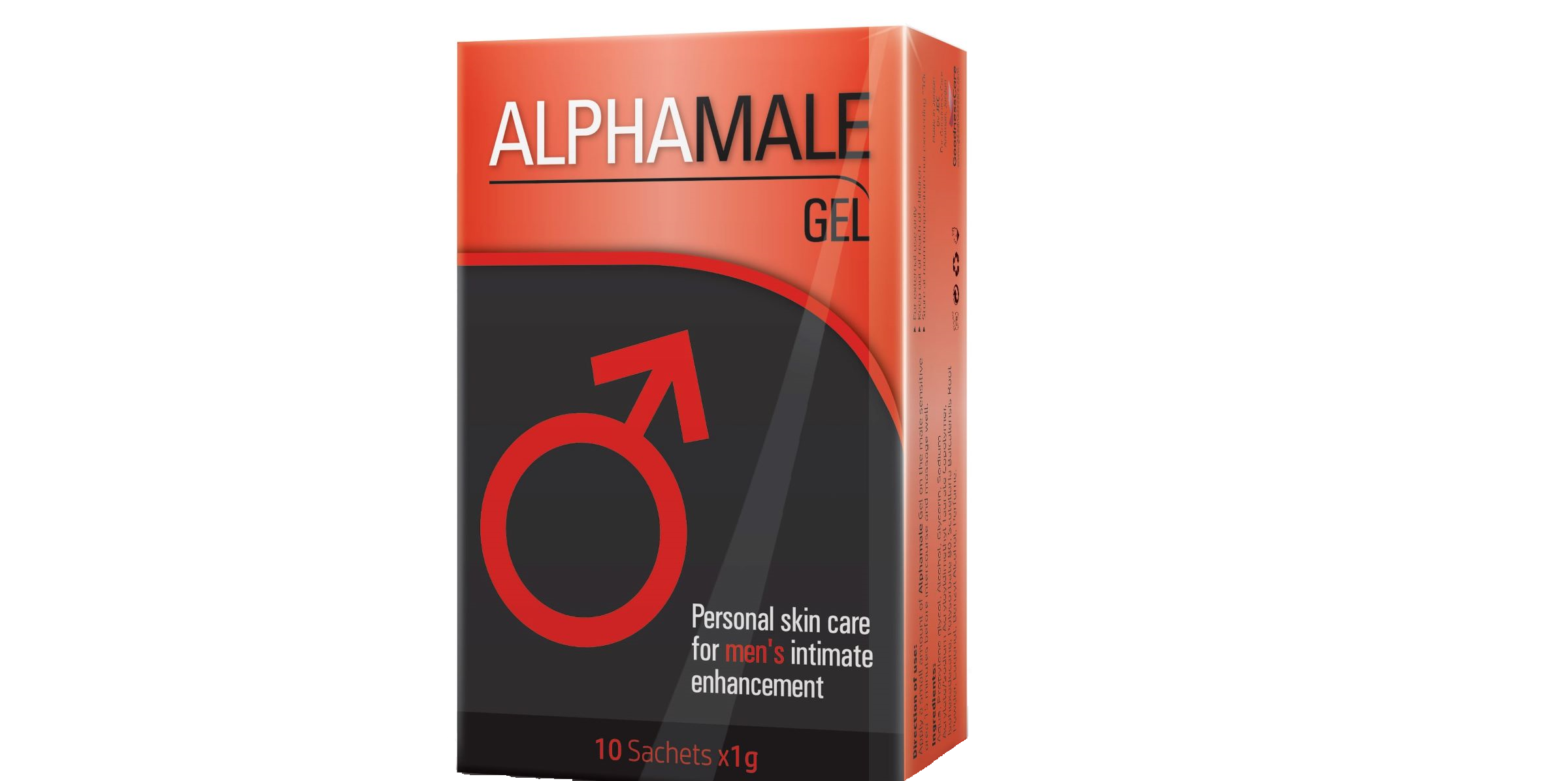 alphamale gel