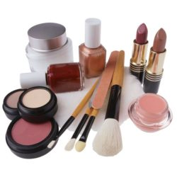 cosmetics advertising