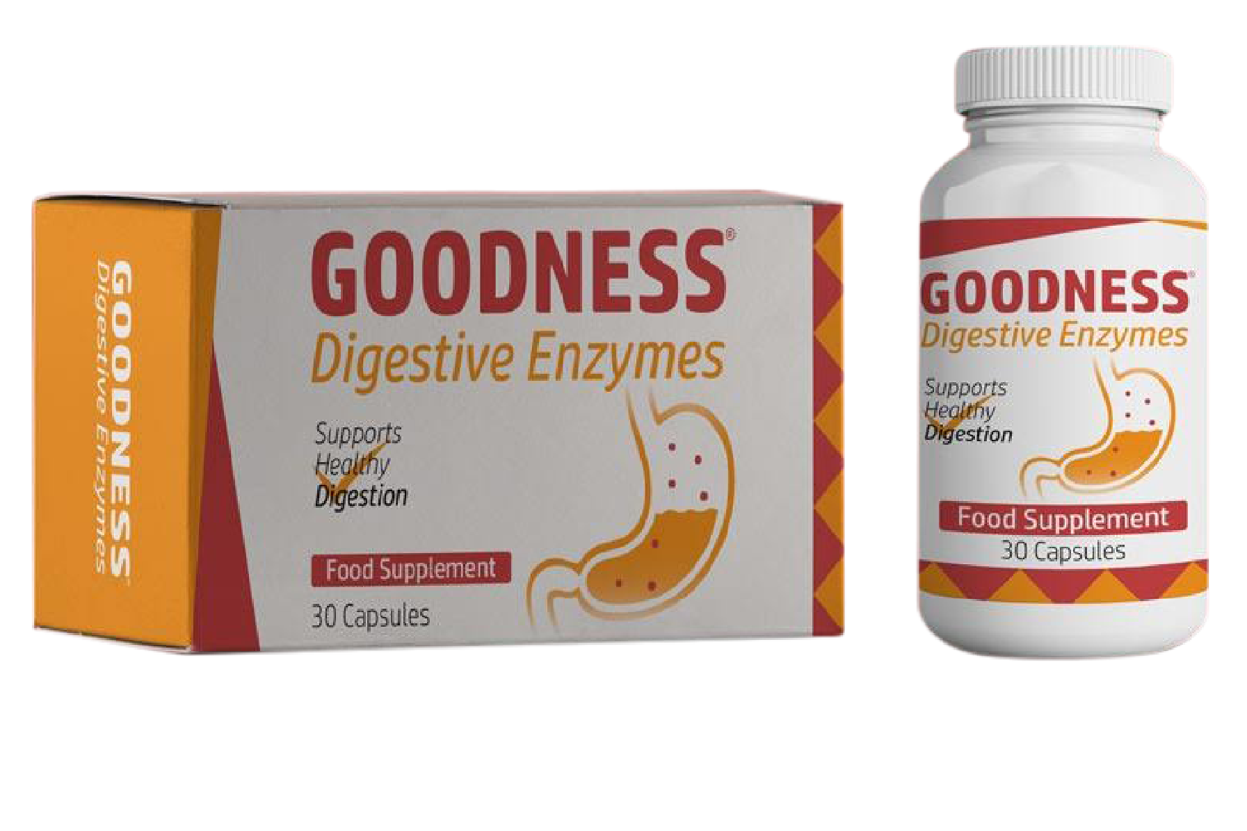 goodness digestive enzymes